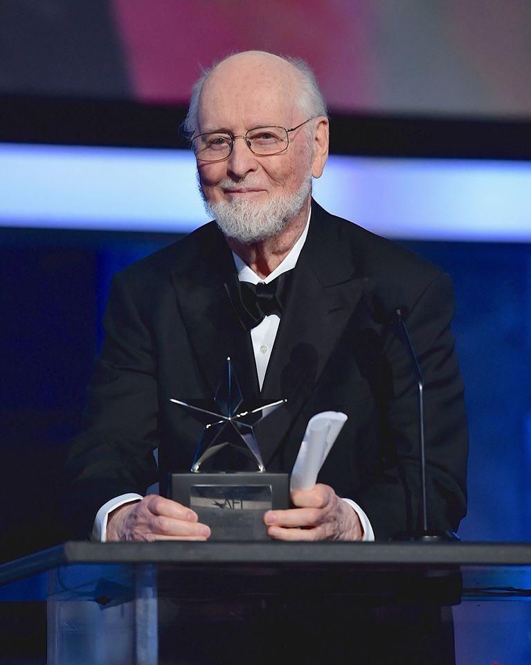 john williams afi award