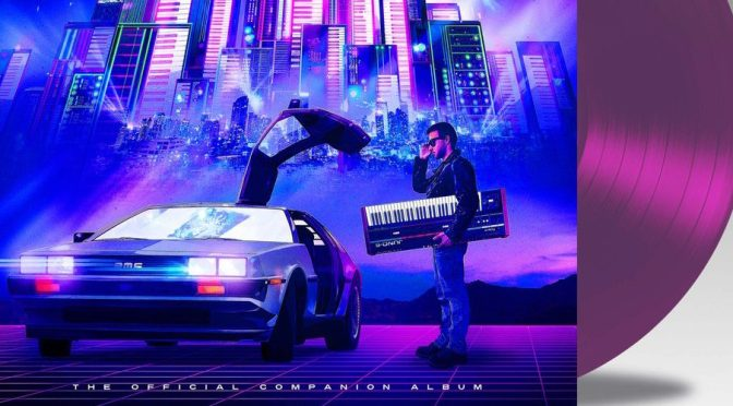 The Rise of The Synths Soundtrack: The Two-EP Synth Score Review | Soundtrack Dreams