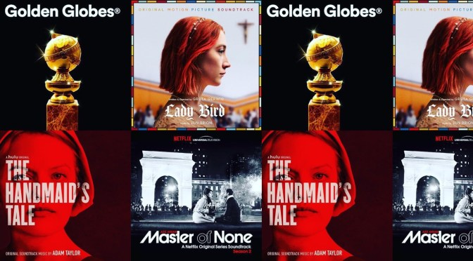 Golden Globes 2018: 'Lady Bird', 'The Handmaid's Tale' and 'Master of None' Take Home Wins!