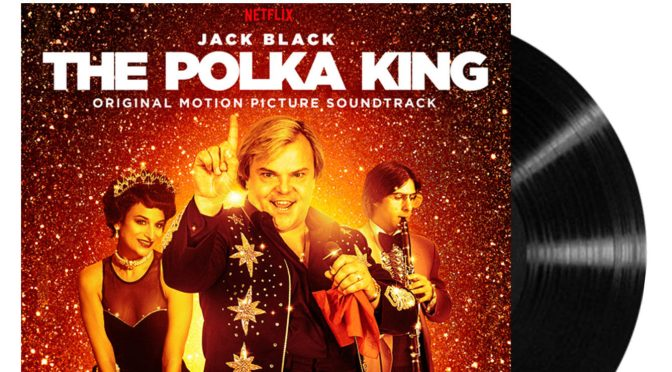 EXCLUSIVE! 'The Polka King' Soundtrack Vinyl Announced!  | Modern Vinyl