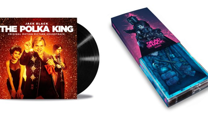 New Music Friday! Soundtrack Releases From 'Altered Carbon', 'Dead Shack', 'Winchester' + 'The Polka King' Vinyl