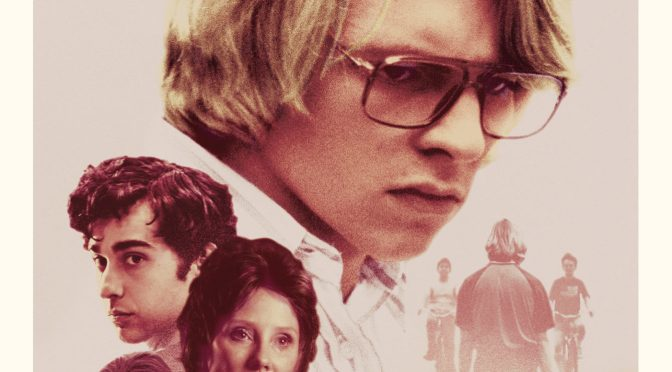 Take Home 'My Friend Dahmer', Now on Blu-ray and DVD! Score By Andrew Hollander