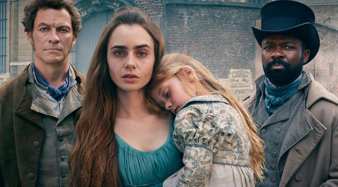 New Soundtrack: 'Les Miserables' Mini-Series Score By John Murphy