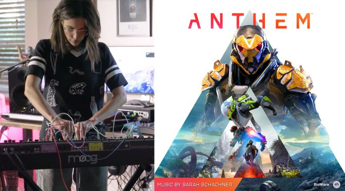 'Anthem' Composer Sarah Schachner Talks Composing For Video Games and That Game Awards Performance!  | Twinfinite