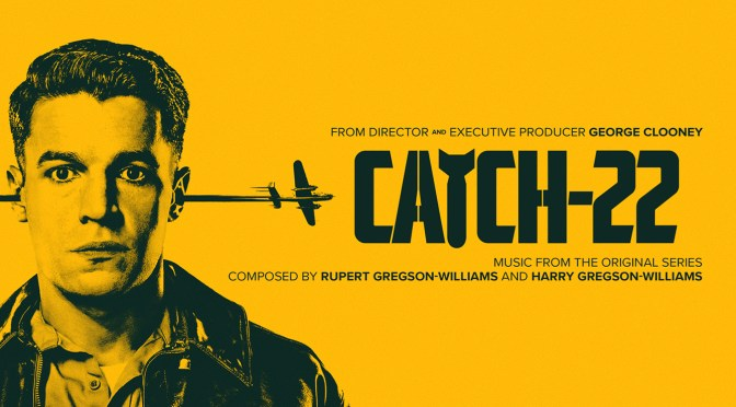 New Soundtrack: Catch-22 Series Score By Rupert Gregson-Williams & Harry Gregson-Williams