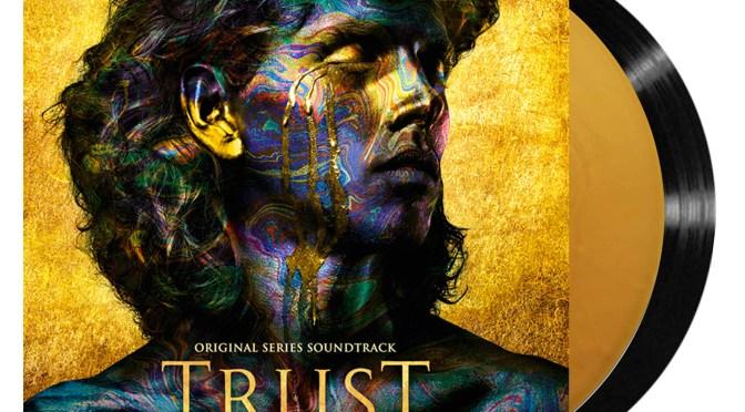 James Lavelle's Trust FX Score Vinyl Artwork Revealed!   The 405