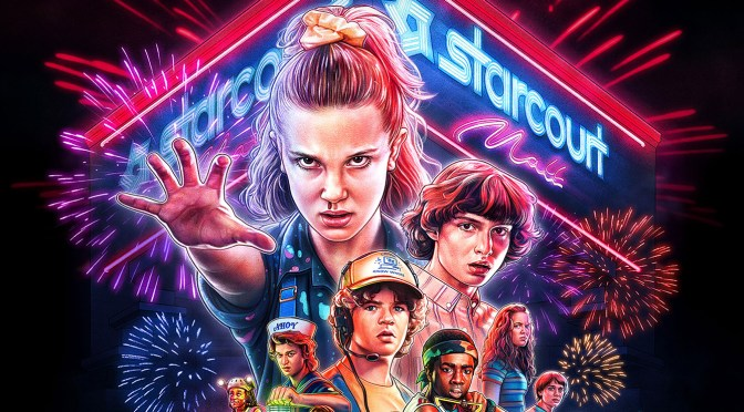Stranger Things: The New Season 3 Poster Revealed, Series Returns July 4th!