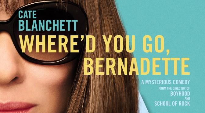 Watch The Trailer For Richard Linklater's 'Where'd You Go, Bernadette?' Starring Academy award Winner Cate Blanchette