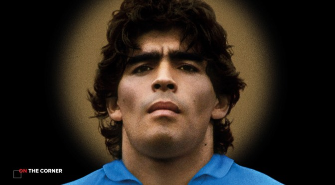 New Soundtrack: 'Diego Maradona' Score By Antonio Pinto Out Now, Debuts October 1 on HBO!