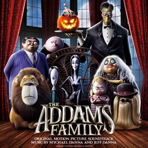 The Addams Family | Mychael Danna & Jeff Danna