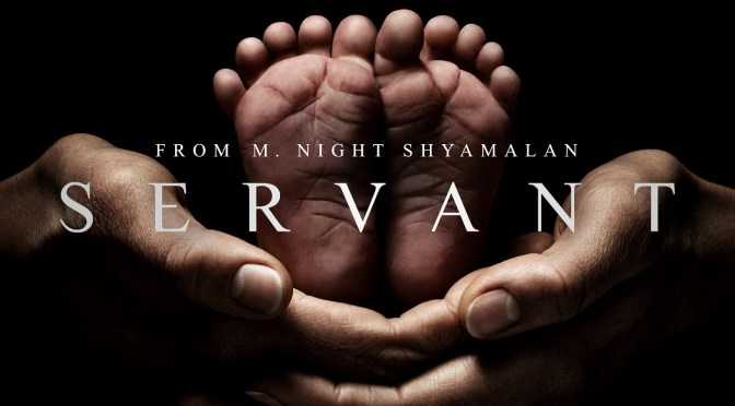 Premiere: Listen To Trevor Gureckis' Creepy 'Dare Me' Track For M. Night Shyamalan's 'Servant' Series (Apple TV+) | io9