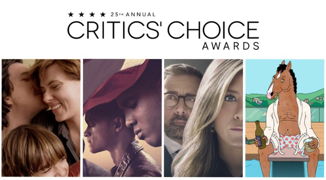 Critics' Choice 2020: 'Marriage Story', 'The Morning Show', 'When They See Us' + 'BoJack Horseman' Win Awards!