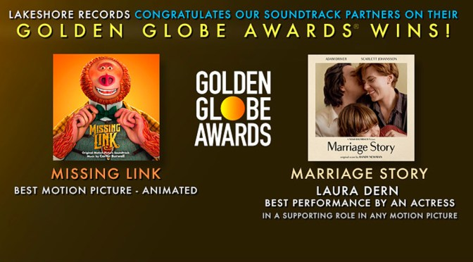 Golden Globe Awards 2020: 'Marriage Story' and 'Missing Link' Win Awards!