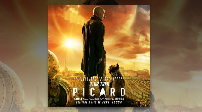 Star Trek: Picard - Jeff Russo | Lakeshore Records