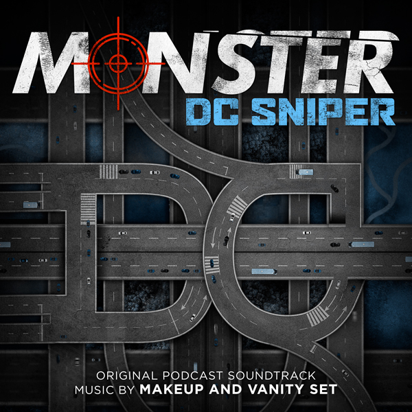 Monster: DC Sniper - Makeup And Vanity Set | Lakeshore Records