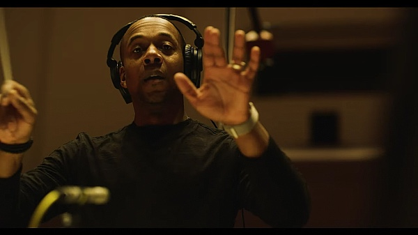 "Jermaine Stegall conducting at Skywalker Sound for ""Fireball"" - Proximity Soundtrack 