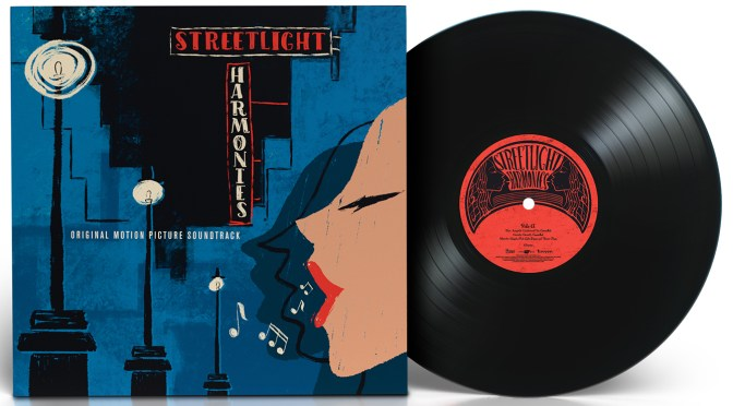 'Streetlight Harmonies' Doo Wop Soundtrack Comes To Vinyl! | ComingSoon.net