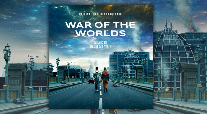 Go Behind The Scenes With David Martijn, Composer Of 'War Of The Worlds' On EPIX
