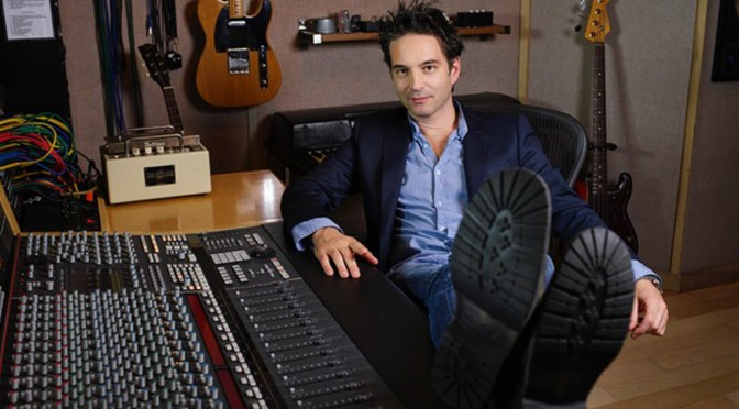 Jeff Russo by Justine Ungaro.
