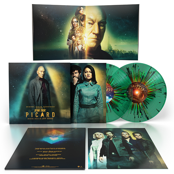 Star Trek Picard Vinyl - Jeff Russo | Lakeshore Records