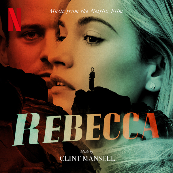 'Rebecca' Album Cover - Clint Mansell