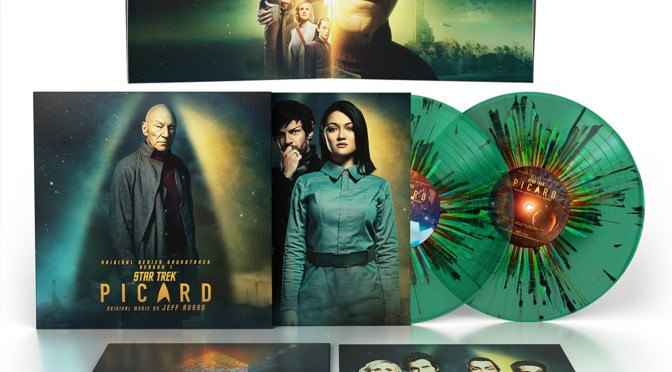 Jeff Russo's Star Trek: Picard Score Arrives On Vinyl, Discovery Series Returns To CBS All Access