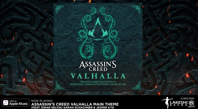 Preview The Assassin's Creed Valhalla Original Game Soundtrack
