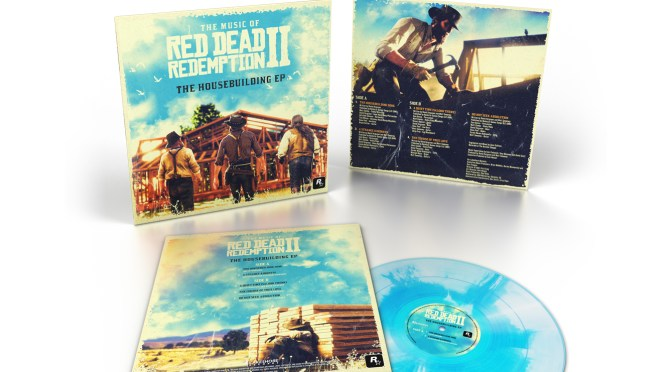 The Music of Red Dead Redemption 2: The Housebuilding EP Releases on Vinyl and Digital!