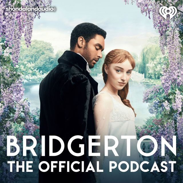 Bridgerton The Official Podcast cover