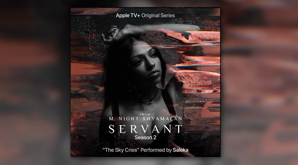 Servant Season 2 single - Saleka