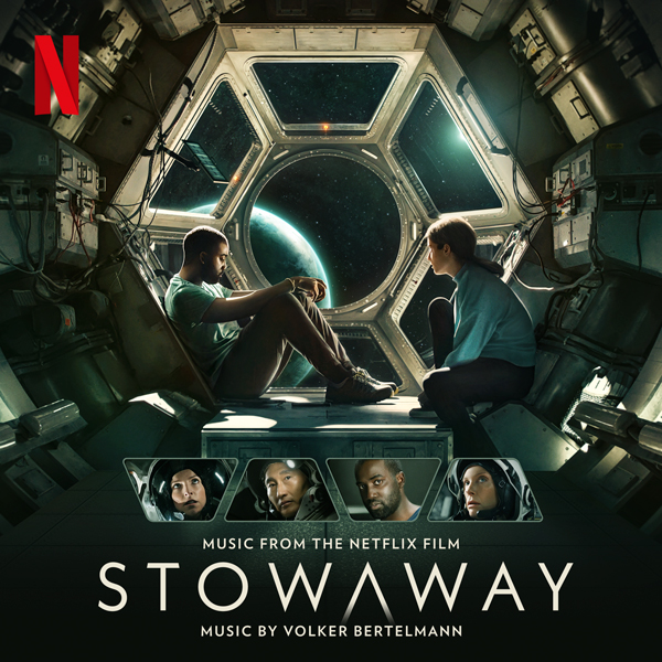 Stowaway (Original Motion Picture Soundtrack) - Volker Bertelmann | Lakeshore Records