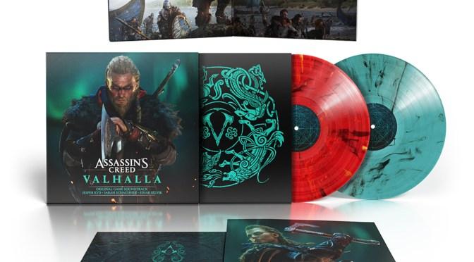 Assassin's Creed Valhalla Original Game Soundtrack: Music By Jesper Kyd & Sarah Schachner Arrives on Vinyl!