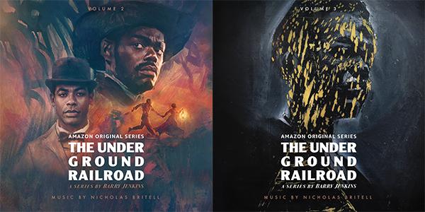 The Underground Railroad: Volume 2 - Volume 3_600x300