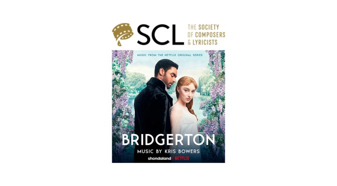 Bridgerton: Join The SCL Screening and Q&A With Composer Kris Bowers and Music Supervisor Alexandra Patsavas!