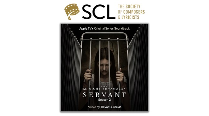 Servant Season 2: Join The SCL Live Q&A With Composer Trevor Gureckis Moderated By Tim Greiving