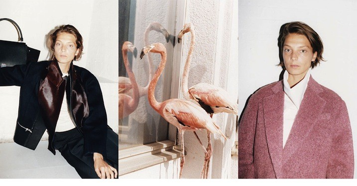Céline slår sig løs i London / Nyhed