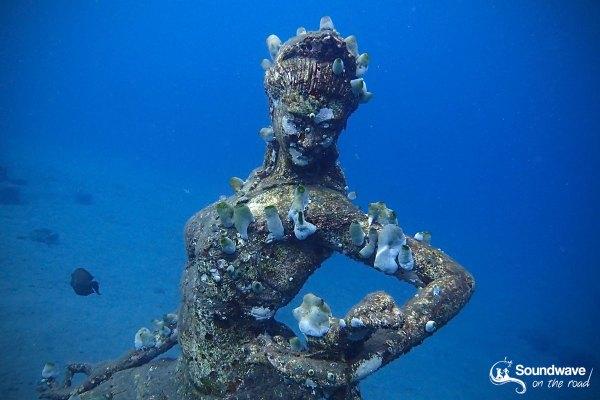 Sous Les Plages De Sable Noir 'amed L'est Bali Soundwave Road Voyages