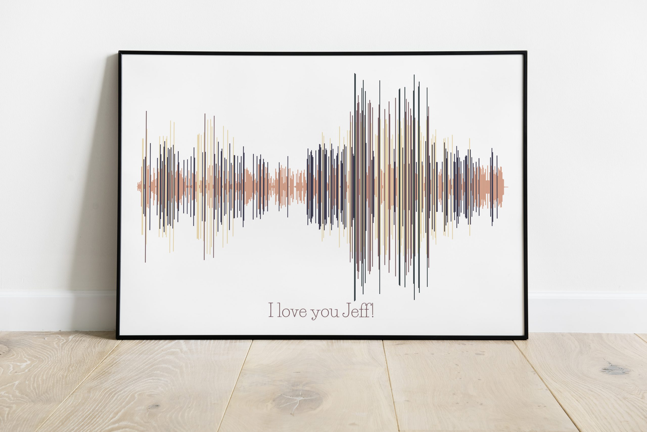 Voice art - Sound Wave