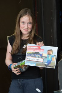 Caroline Curley Minecraft Party 2015 (55)