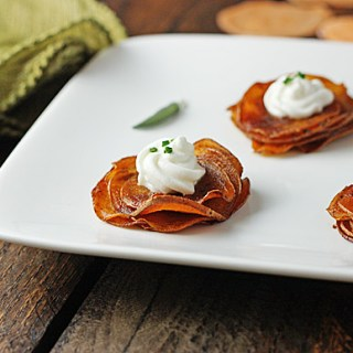 Sweet Potato Smoky Stacks 3