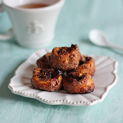 Rugelach with Chocolate Fig Compote 6