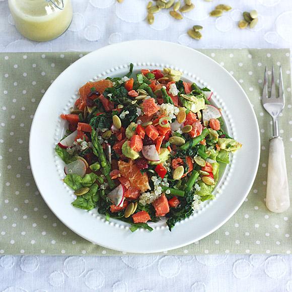 Spring Superfoods Salad 4