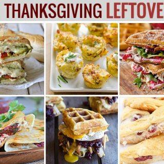 25 Thanksgiving Leftovers | SoupAddict.com
