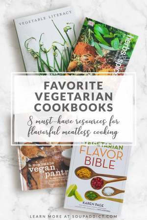 8 Favorite Vegetable Cookbooks