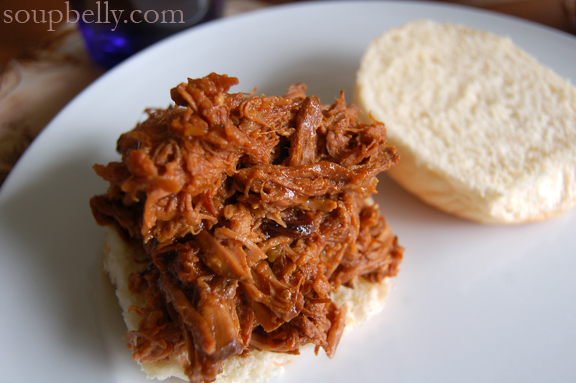Barbecued Pulled Pork
