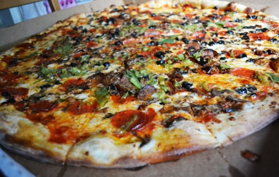 Pizza Review: Big Pie in the Sky