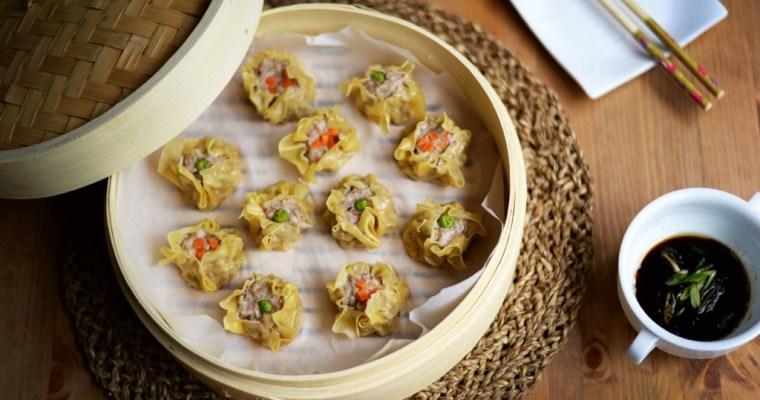 Pork and Shrimp Siu Mai