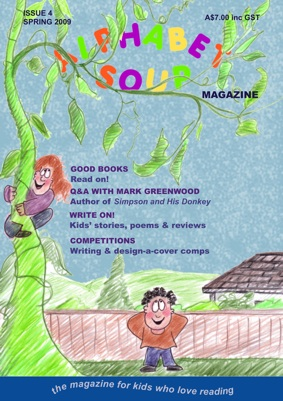 Cover of issue 4
