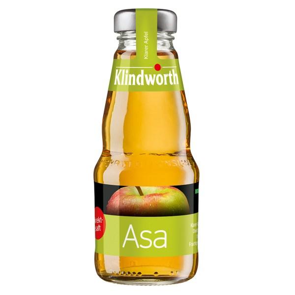 Kindworth Apfelsaft klar 0,2 l