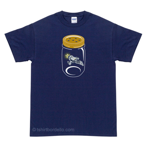 Firefly in a Jar T-Shirt
